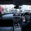 Jaguar Land Rover Develops Transparent Pillar And 'Follow-Me' Ghost Car Navigation Research