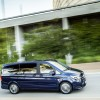 Introducing the Mercedes-Benz V-Class: Large as Life